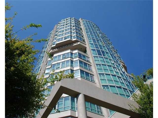 PORTOFINO TOWER   --   1383 HOWE ST - Vancouver West/Downtown VW #1