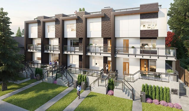 EightOnThird    --   748 EAST 3RD ST - North Vancouver/Lower Lonsdale #1