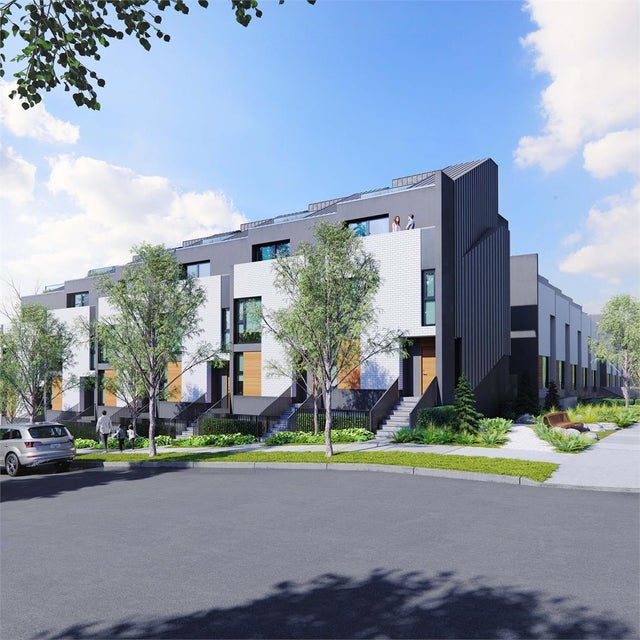 The Morrison Townhomes   --   649 EAST 3RD ST - North Vancouver/Lower Lonsdale #1