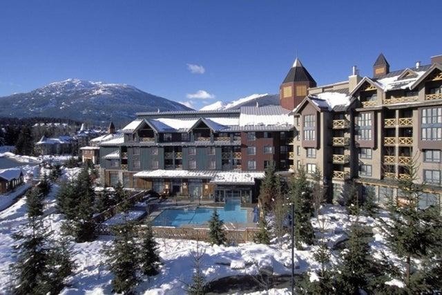 Hilton Whistler Resort   --   4050 WHISTLER WAY - Whistler/Whistler Village #1