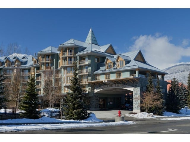 Cascade Lodge   --   4315 NORTHLANDS BV - Whistler/Whistler Village #1