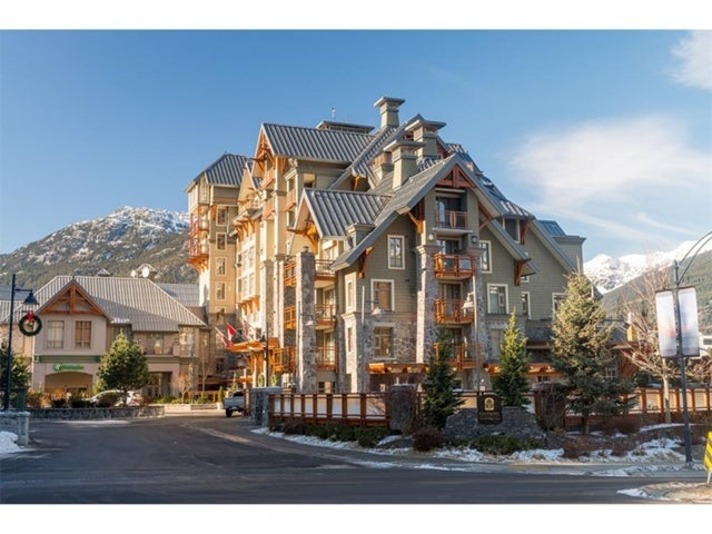 Pan Pacific Whistler Village Centre   --   4299 BLACKCOMB WY - Whistler/Whistler Village #1