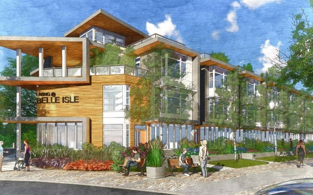 Belle Isle    --    1922 Belle Isle Place - North Vancouver/Capilano NV #1