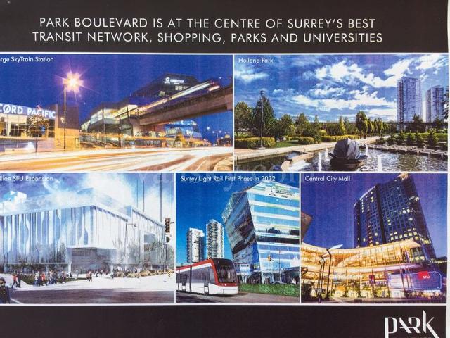 Park Boulevard    --   9887 Whalley Boulevard, Surrey - North Surrey/Whalley #1