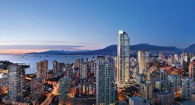 Burrard Place   --   1050 BURRARD ST - Vancouver West/Downtown VW #1