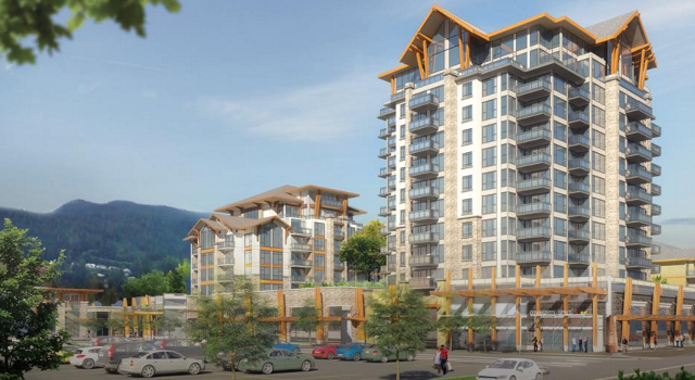 The Residences at Lynn Valley North VAN by Condo Expert Bernie Bloomberg   --   1199 Lynn Valley Road  - North Vancouver/Lynn Valley #1