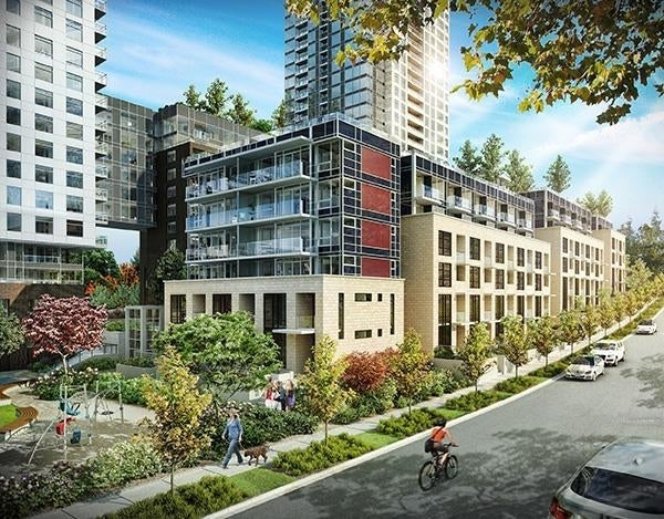 Wall Centre Central Park Burnaby - Condo Expert Bernie Bloomberg    --   5581 Boundary Rd - Burnaby South/Central Park BS #1