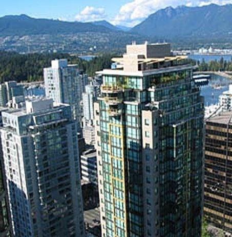 THE LIONS   --   1367 ALBERNI ST. - Vancouver West/Coal Harbour #1