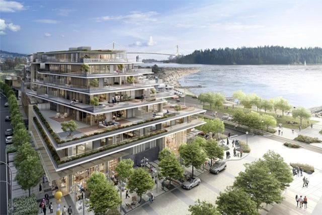Condos Grosvenor West Vancouver - Condo Expert Bernie Bloomberg   --   1300 MARINE DR - West Vancouver/Ambleside #1