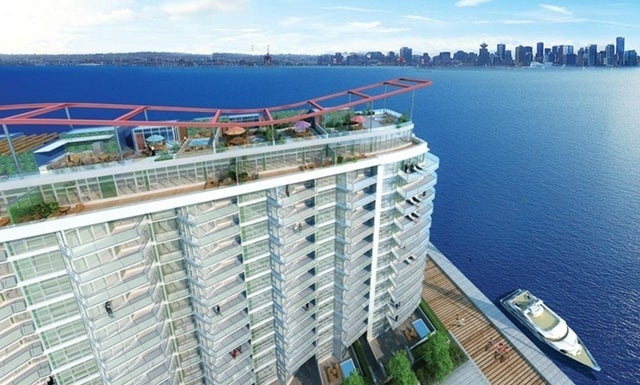 TROPHY AT THE PIER - North Vancouver by Condo Expert Bernie Bloomberg   --   172 Victory Ship Way, North Vancouver - North Vancouver/Lower Lonsdale #1