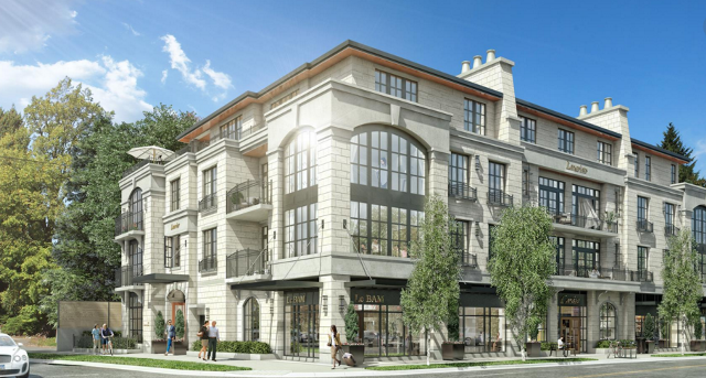 Chateau Laurier Condos - Condo Expert Bernie Bloomberg    --   1009 Laurier Avenue - Vancouver West/Shaughnessy #1