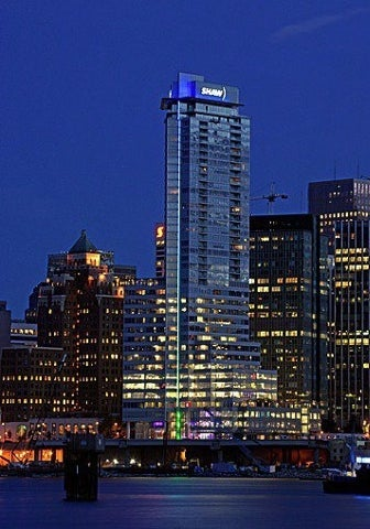 Shaw Tower   --   1077 CORDOVA ST - Vancouver West/Coal Harbour #1