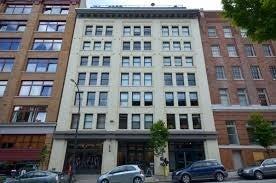 Bowman Lofts (Bowman Block)   --   528 Beatty Street - Vancouver West/Downtown VW #1