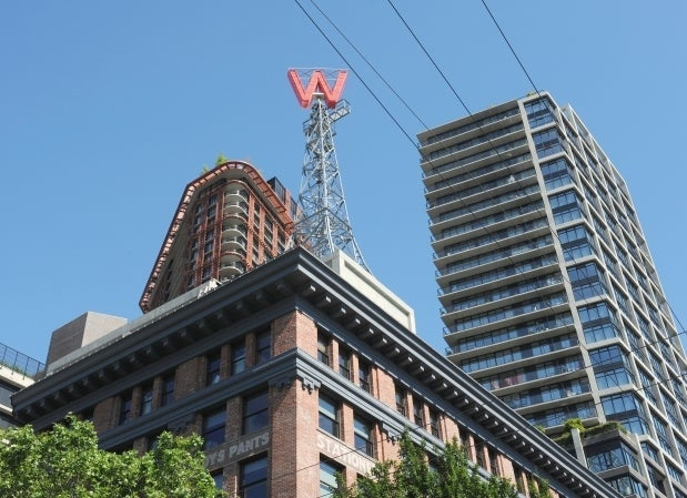 The Woodwards W32    --   108 W Cordova Street - Vancouver West/Downtown VW #1