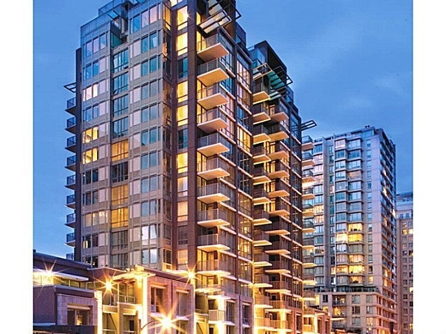 Donovan   --   1055 Richards Street - Vancouver West/Yaletown #1