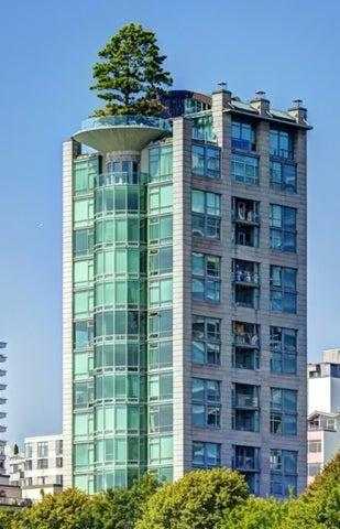 Eugenia Place   --   1919 Beach Avenue - Vancouver West/West End VW #1