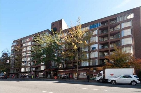 ANCHOR POINT   --   1333 HORNBY ST - Vancouver West/Downtown VW #1