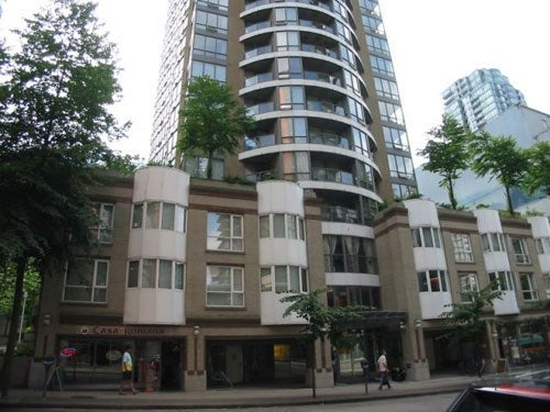 Orca Place   --   1166 MELVILLE ST - Vancouver West/Coal Harbour #1