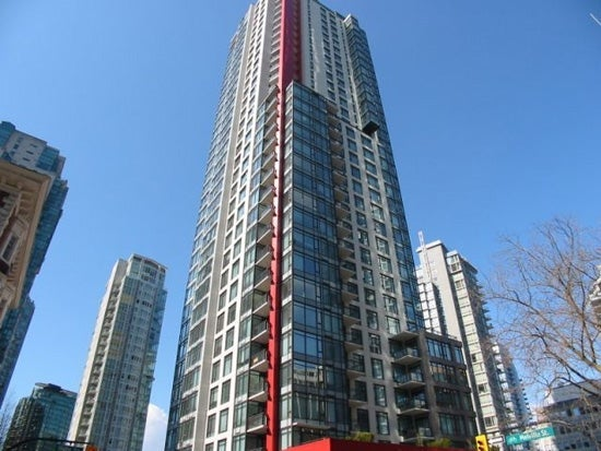 The Ritz   --   1211 MELVILLE ST - Vancouver West/Coal Harbour #1