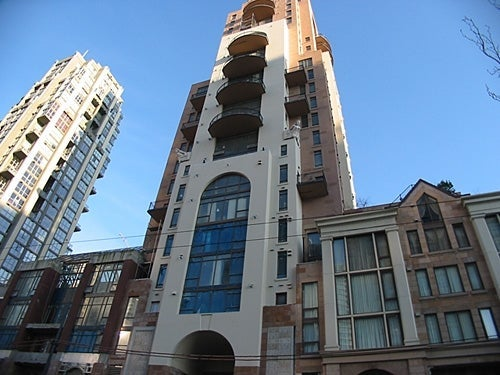 The Grace tower   --   1280 RICHARDS ST - Vancouver West/Yaletown #1