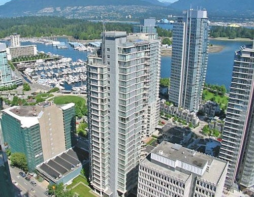 Palladio   --   1228 W HASTINGS ST - Vancouver West/Coal Harbour #1