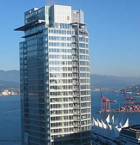 Shaw tower   --   1077 W CORDOVA ST - Vancouver West/Coal Harbour #1