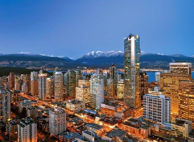 Shangri-La (Alberni St)   --   1111 ALBERNI ST - Vancouver West/West End VW #1