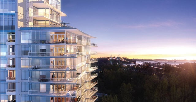 The Sentinel West Vancouver Condo
