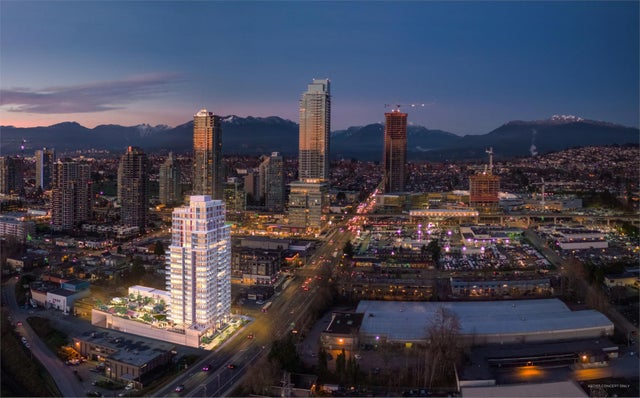 Bordeaux By Solterra   --   4482 Juneau St - Burnaby North/Brentwood Park #1