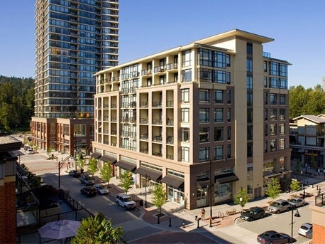 THE RESIDENCES AT SUTERBROOK   --   301 CAPILANO RD - Port Moody/Port Moody Centre #1