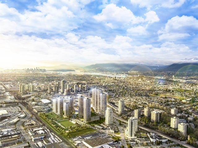 CONCORD BRENTWOOD   --   4750 KINGSWAY - Burnaby North/Brentwood Park #1