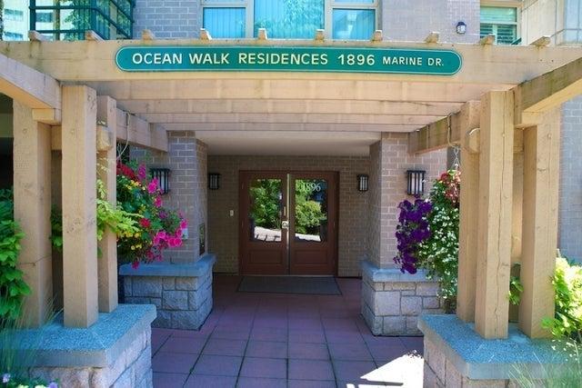 Ocean Walk   --   1896 MARINE DR - West Vancouver/Ambleside #9