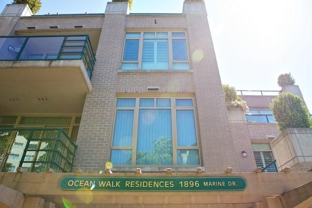 Ocean Walk   --   1896 MARINE DR - West Vancouver/Ambleside #11