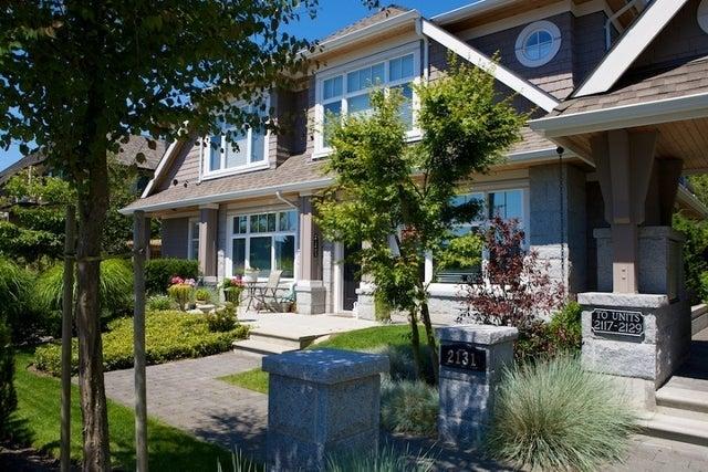 Stonethro   --   2115 - 2133 GORDON AV - West Vancouver/Dundarave #10