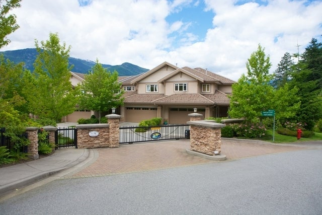 Oliver's Landing   --   1 - 56 Beach Drive - West Vancouver/Furry Creek #4