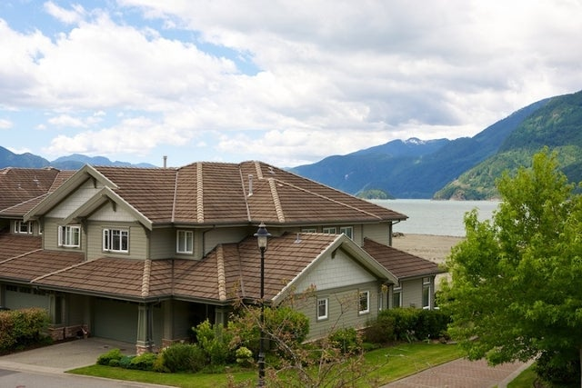 Oliver's Landing   --   1 - 56 Beach Drive - West Vancouver/Furry Creek #46