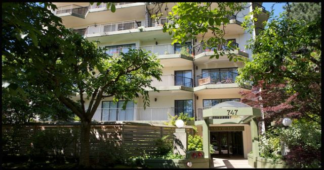 Wesmoor   --   747 17TH ST - West Vancouver/Ambleside #6