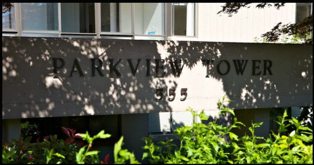 Parkview Towers   --   555 13TH ST - West Vancouver/Ambleside #1