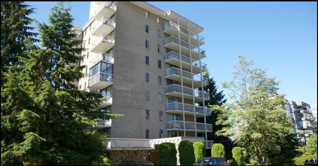 Westview Terrace   --   1390 DUCHESS AV - West Vancouver/Ambleside #1