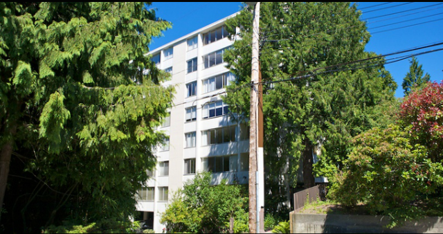 Shalimar   --   1785 ESQUIMALT AV - West Vancouver/Ambleside #8