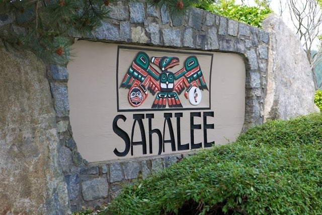 Sahalee   --   5138 - 5192 MEADFEILD RD - West Vancouver/Upper Caulfield #1