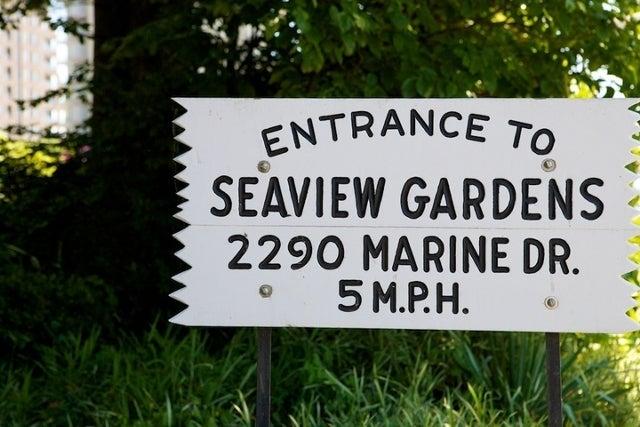 Seaview Garden Estates   --   2290 MARINE DR - West Vancouver/Dundarave #3