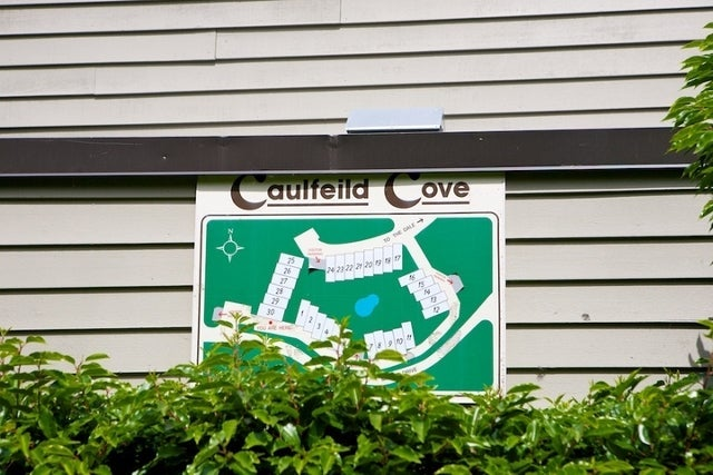 Caulfeild Cove   --   4957 MARINE DR - West Vancouver/Olde Caulfeild #3