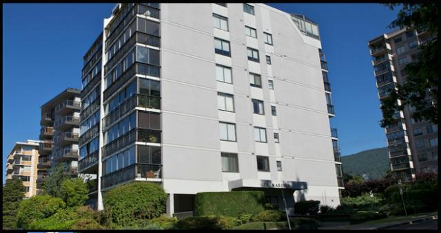 Le Marquis   --   475 13TH ST - West Vancouver/Ambleside #1