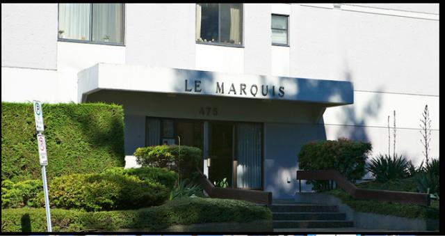 Le Marquis   --   475 13TH ST - West Vancouver/Ambleside #9