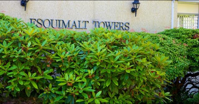 Esquimalt Towers   --   1750 ESQUIMALT AV - West Vancouver/Ambleside #5