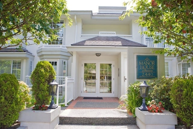 The Manor House   --   2440 HAYWOOD AV - West Vancouver/Dundarave #2