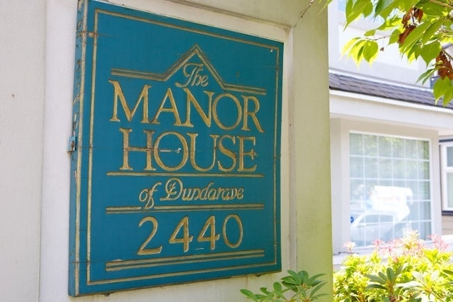 The Manor House   --   2440 HAYWOOD AV - West Vancouver/Dundarave #5