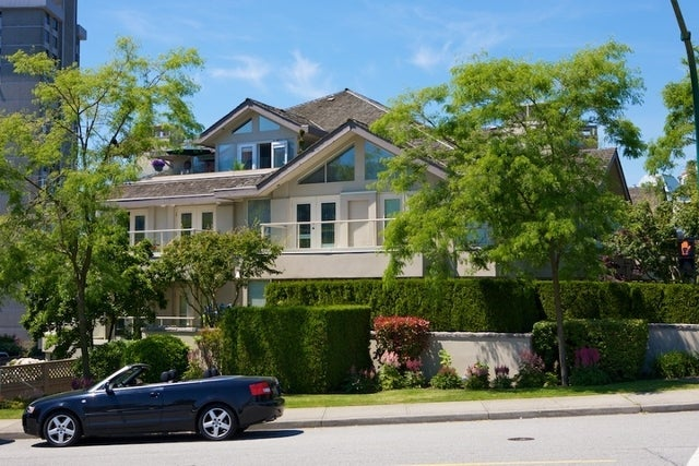 Stratford Court   --   2202 MARINE DR - West Vancouver/Dundarave #1