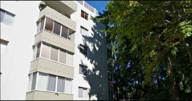 Oceanbrook Apartments   --   1425 ESQUIMALT AV - West Vancouver/Ambleside #4